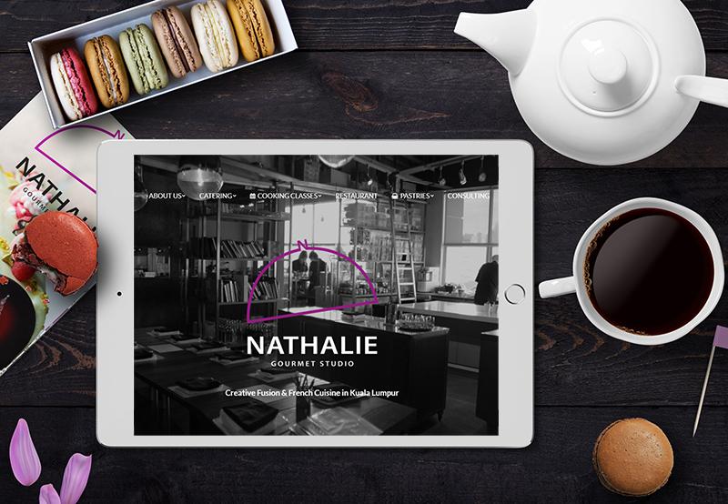 Creative Fusion & French Cuisine - Nathalie Gourmet Studio